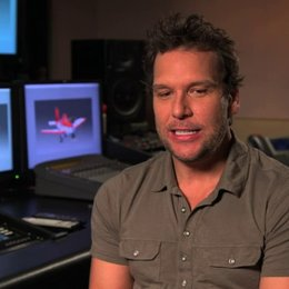 Dane Cook - Originalstimme Dusty Crophopper - über Dusty - OV-Interview