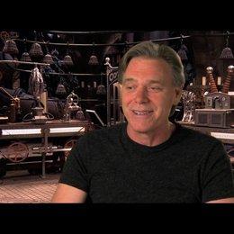 Raja Gosnell über die Arbeit mit den Schlümpfen - OV-Interview