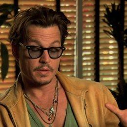 Interview mit Johnny Depp - OV-Interview Poster