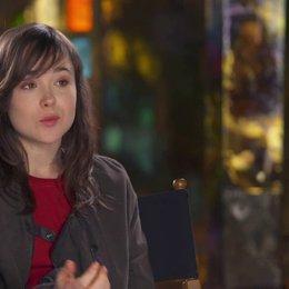 Ellen Page - Kitty Pryde - über ihre Begeisterung für den Film - OV-Interview Poster