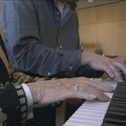 Bernhard König und Sigrid Thost beim Klavierduo - Szene Poster