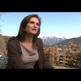 Brooke Shields (Caroline) über den Film - OV-Interview