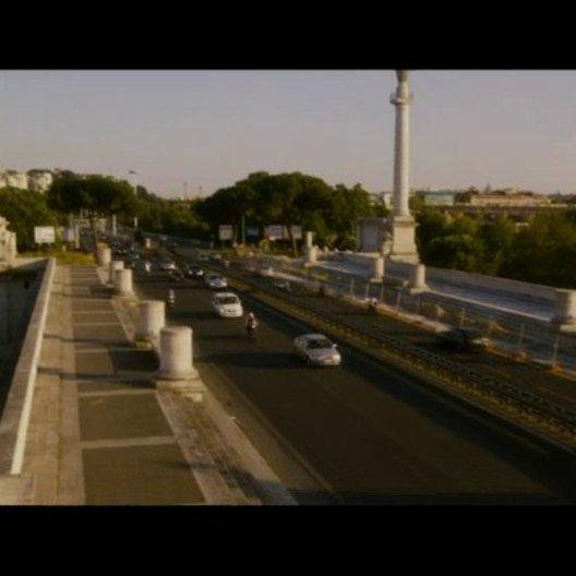 Marie kommt nach Rom - Szene