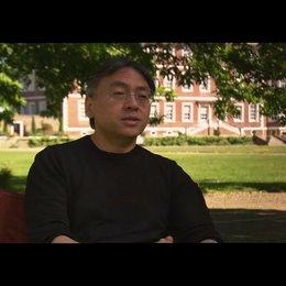 Kazuo Ishiguro über das Casting - OV-Interview