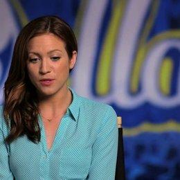 Brittany Snow über ihre Erwartungen für die Zuschauer - OV-Interview
