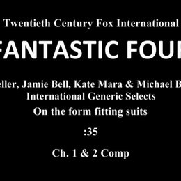 Teller, Bell, Mara, Jordan - On The Form Fitting Suits - OV-Interview Poster