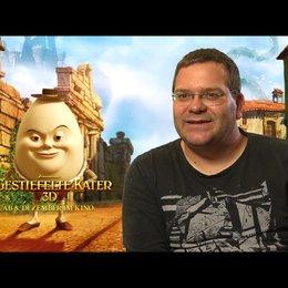 Elton - deutsche Stimme HUMPTY ALEXANDER DUMPTY - über die Geschichte - Interview Poster