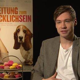 David Kross - Benno - darüber wie der Film arbeitet - Interview Poster