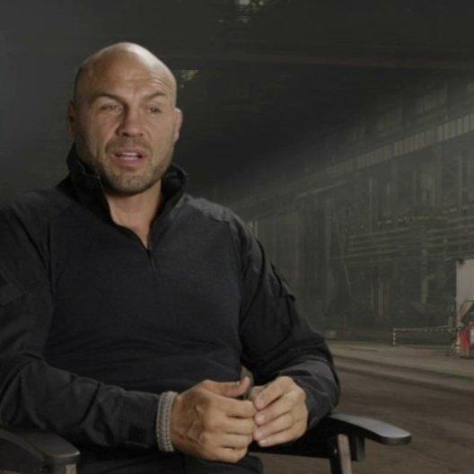 Randy Couture - Toll Road - darüber, das nächste Level zu erreichen - OV-Interview