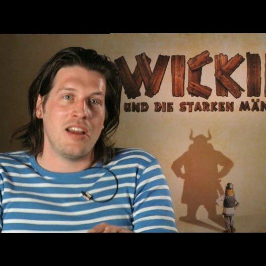 Nic Romm über die Zusammenarbeit mit Michael Bully Herbig - Interview Poster