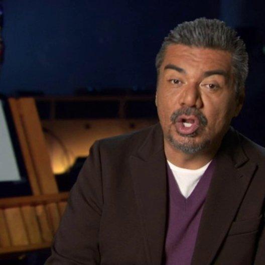 George Lopez - Rafael - über seine Rolle - OV-Interview