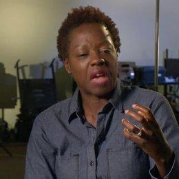 Viola Davis über Regisseur und Story - OV-Interview