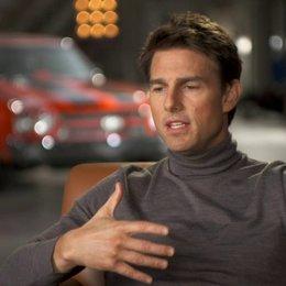 Tom Cruise - Jack Reacher über den Anreiz bei diesem Projekt - OV-Interview Poster