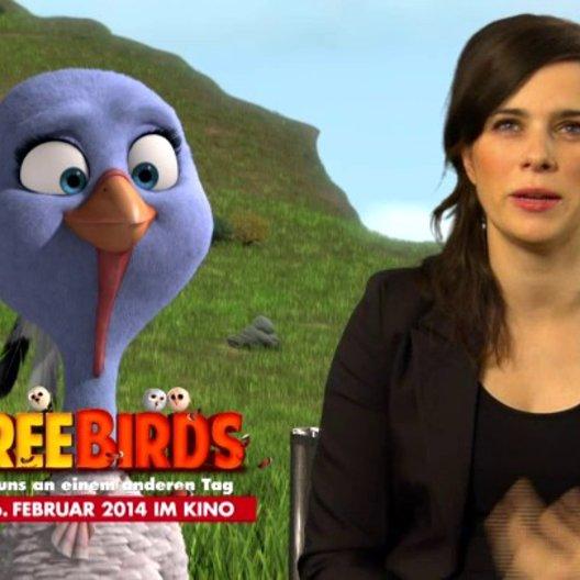 Nora Tschirner - deutsche Stimme Jenny - über ihre Rolle als Jenny - Interview Poster