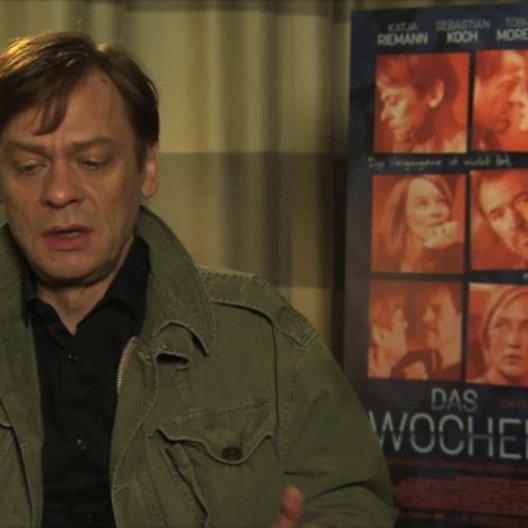 Sylvester Groth über den Film - Interview Poster