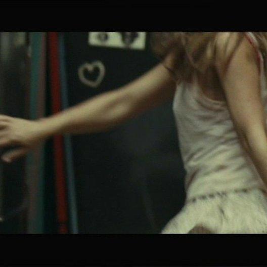 Clara tanzt ausgelassen - Making Of