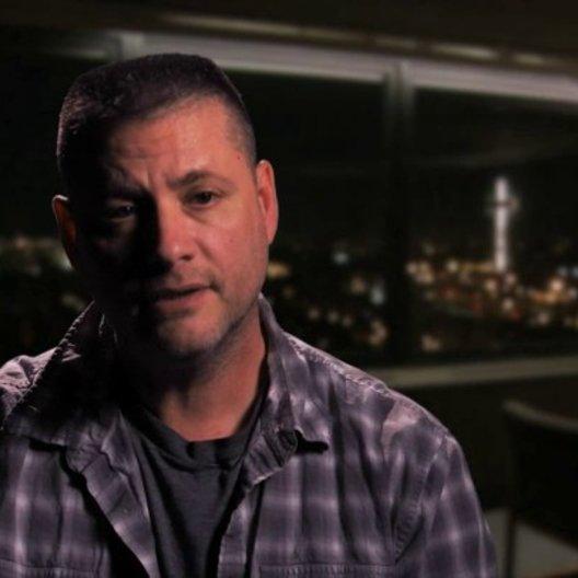 Ralph Sarchie über seine Arbeit - OV-Interview