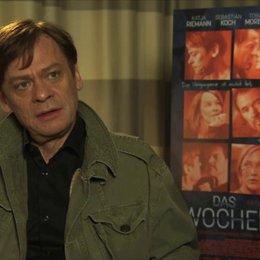 Sylvester Groth über die Freundschaft von Henner und Jens - Interview Poster