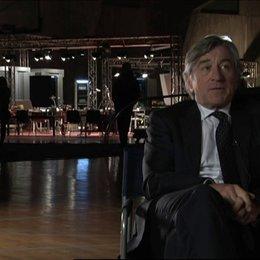 Robert de Niro über seine Filmfigur - OV-Interview Poster