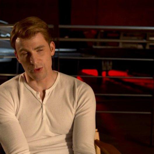Chris Evans - Steve Rogers - Captain America über die Familiendynamik in der Story - OV-Interview