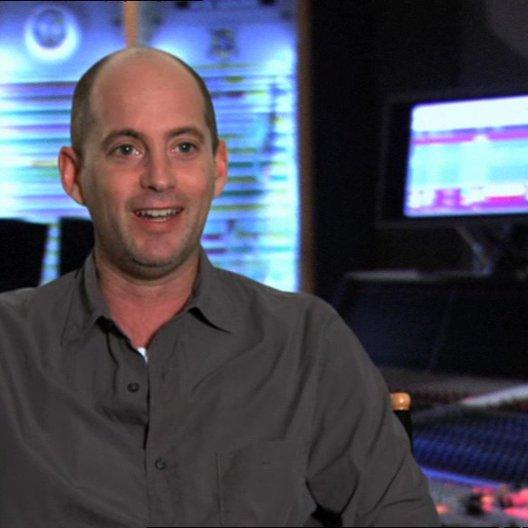 David Soren - Regisseur - über die Geschichte von Turbo - OV-Interview Poster