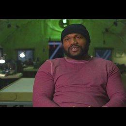 """Quinton """"Rampage"""" Jackson - """"B.A. Baracus"""" über die TV-Serie - OV-Interview Poster"""