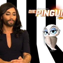 Conchita Wurst - Eva - über das Aussergewöhnliche des Filmes - Interview Poster