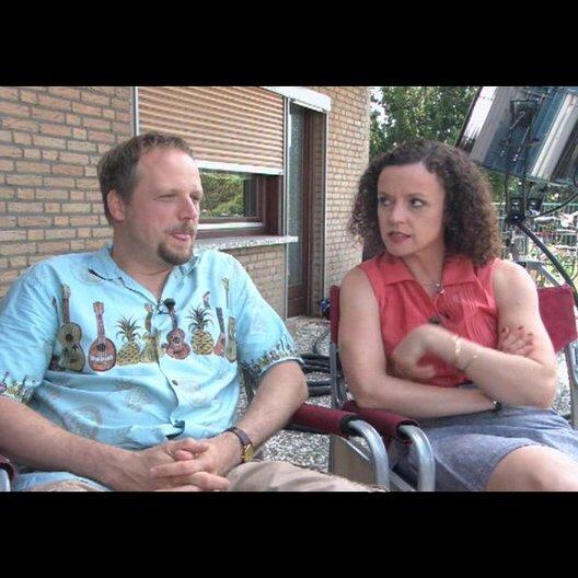 M. Schrader und Smudo über ihre Rollen - Interview Poster