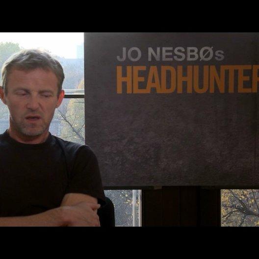 Jo Nesbo über seine eigene Erfahrung mit Headhuntern - OV-Interview Poster