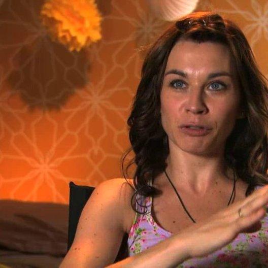 Christiane Paul - Claudia - über Claudias Verhältnis zu Andi - Interview