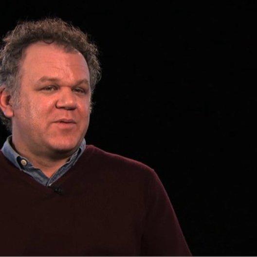 John C Reilly über die Universalität des Films - OV-Interview Poster