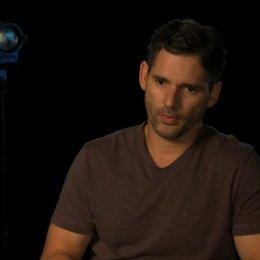 Eric Bana über den echten Ralph Sarchie am Set - OV-Interview