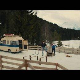 Skiflug-Training - Szene