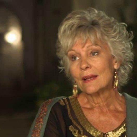 Diane Hardcastle über Carols und Normans Beziehungsprobleme - OV-Interview