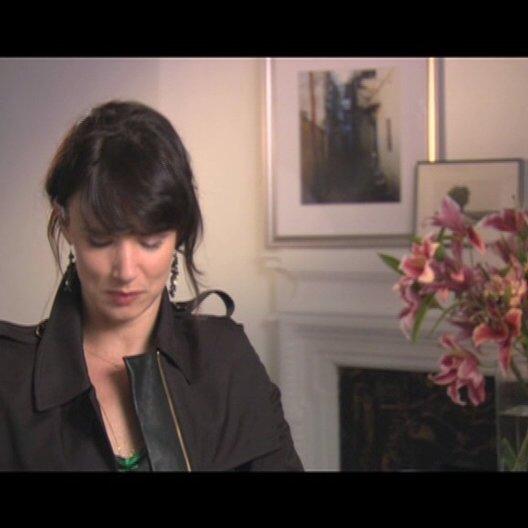 Juliette Lewis ueber Debbies Beziehung zu Wally - OV-Interview