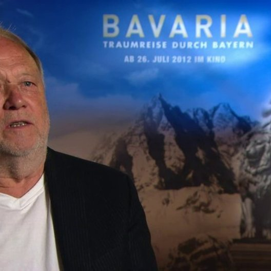 Joseph Vilsmaier Regisseur über seine Beobachtung von München - Interview