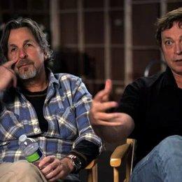 Peter und Bobby Farrelly über Jim Carrey Jeff Daniels und ihre beiden Charaktere - OV-Interview