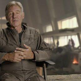 Harrison Ford - Drummer - über die Besetzung - OV-Interview Poster