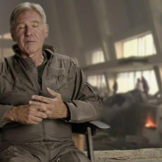 Harrison Ford - Drummer - über die Besetzung - OV-Interview