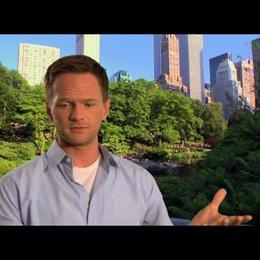 Neil Patrick Harris über die Dreharbeiten - OV-Interview