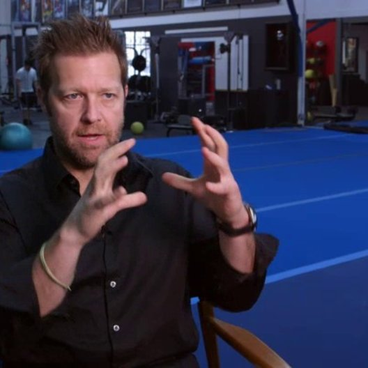 David Leitch - Regisseur - über die zwei Welten im Film - OV-Interview