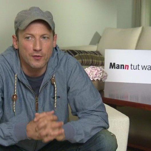 Wotan Wilke Möhring über echte Freundschaft - Interview Poster