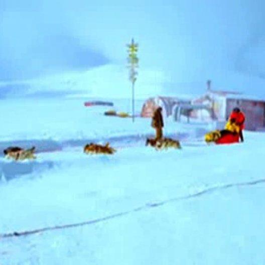 Antarctica - Gefangen im Eis - Trailer Poster