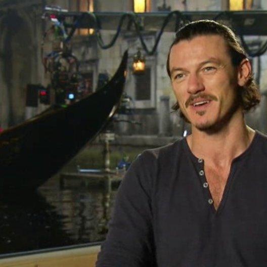 Evans über Dartagnan - OV-Interview