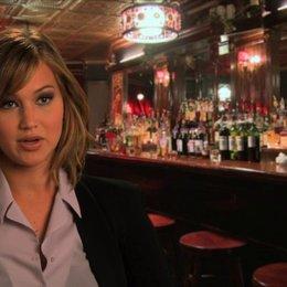 Jennifer Lawrence - Rosalyn Rosenfeld -  über Amy Adams - OV-Interview Poster