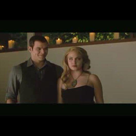 Geburtstag bei Vampiren: Edward fürchtet um Bellas Sicherheit. (engl.) - Szene Poster
