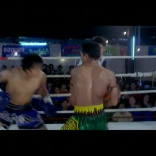 Beautiful Boxer - OV-Trailer Poster