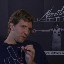 Dirk Nowitzki über Basketball und Jazz - Interview Poster