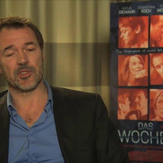Sebastian Koch über Inga und Jens - Interview Poster