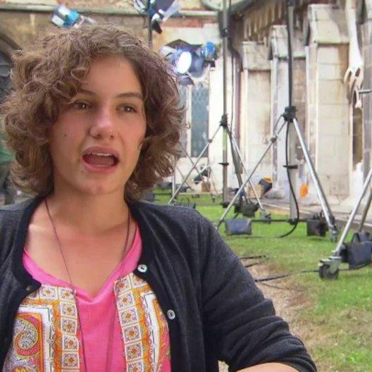 Valeria Eisenbart - George - über den Film - Interview